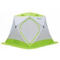 В продажу поступили новые модели зимних палаток