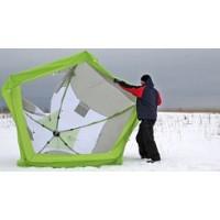 Видео-инструкция по раскрытию зонтичных палаток